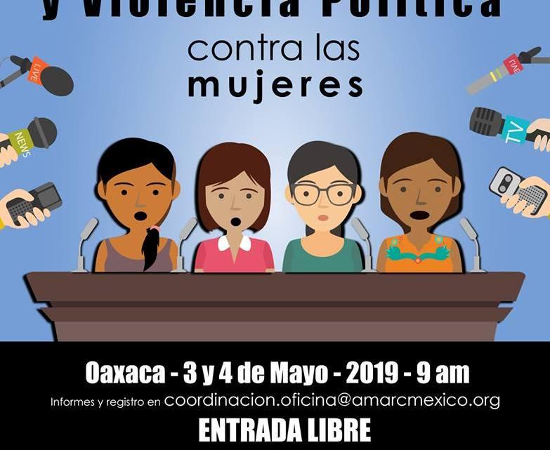 """Habrá un Foro sobre """"Medios de Comunicación y Violencia Política contra las Mujeres"""""""