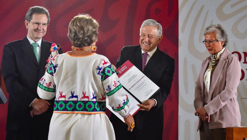 La «nueva» Reforma Educativa hoy será promulgada y publicada: AMLO