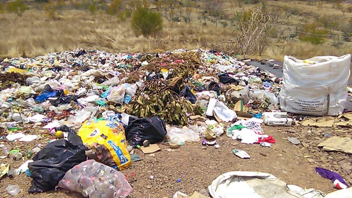 En la Mixteca, realizan llamado al reciclado de basura