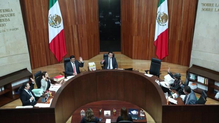 Sala Superior del TEPJF confirma la resolución de la Comisión de Justicia del PRI impugnada por URO