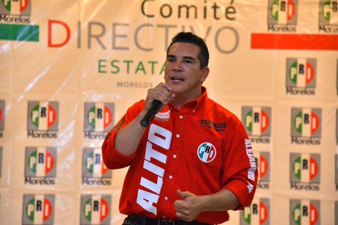 Cómputos confirman que «Alito» será el presidente nacional del PRI