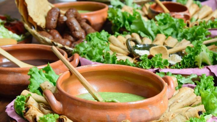 Este es el programa del 3er Encuentro de Cocineras Tradicionales de Oaxaca; y habrá transporte gratuito