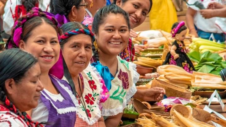 Concluye con éxito Tercer Encuentro de Cocineras Tradicionales de Oaxaca