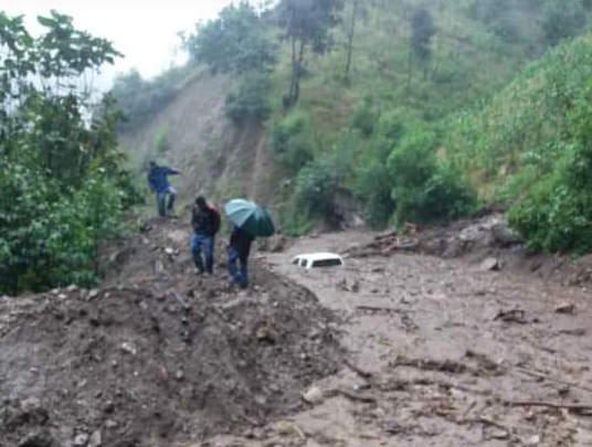 Atiende Salud contingencia por riesgos hidrometerológicos en la Costa y Mixteca