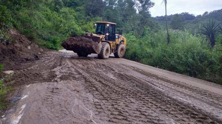 Solicita Oaxaca Declaratoria de Emergencia para 13 municipios, por afectaciones por lluvias