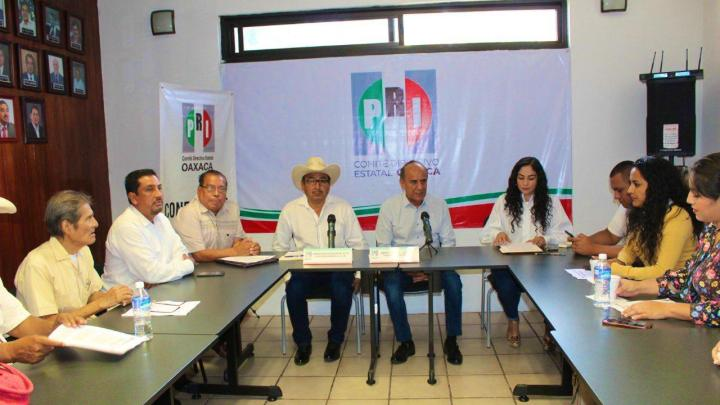 Exige PRI-Oaxaca reconsiderar 'recorte' al campo