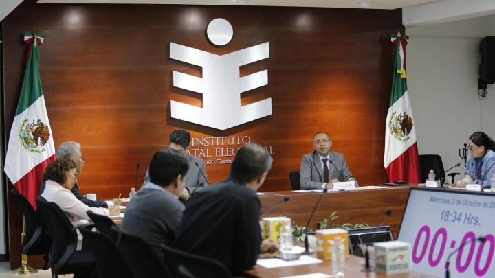 IEEPCO aprobó su anteproyecto de presupuesto para el ejercicio 2020, por 274 millones 879 mil 736 pesos con 48 centavos