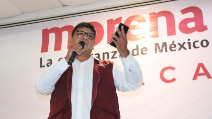 Secretaría de Organización de Morena hace recorridos para garantizar proceso electoral