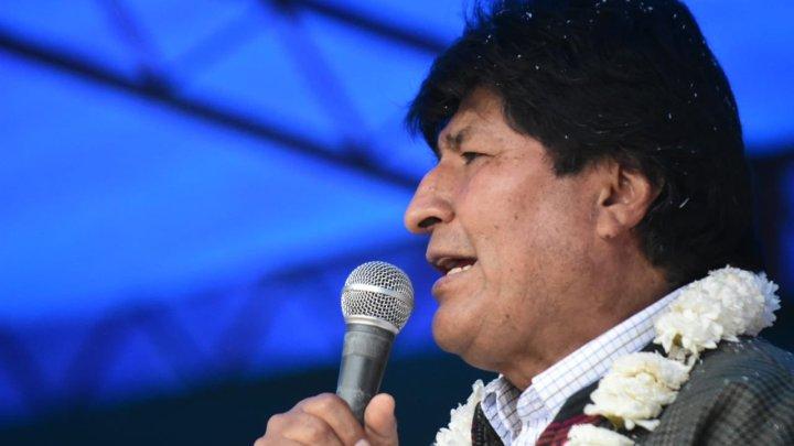 ANDARES POLÍTICOS: Evo Morales, dos veces corrido
