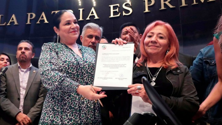 CRÓNICA POLÍTICA: Rosario Piedra, mejor que renuncie