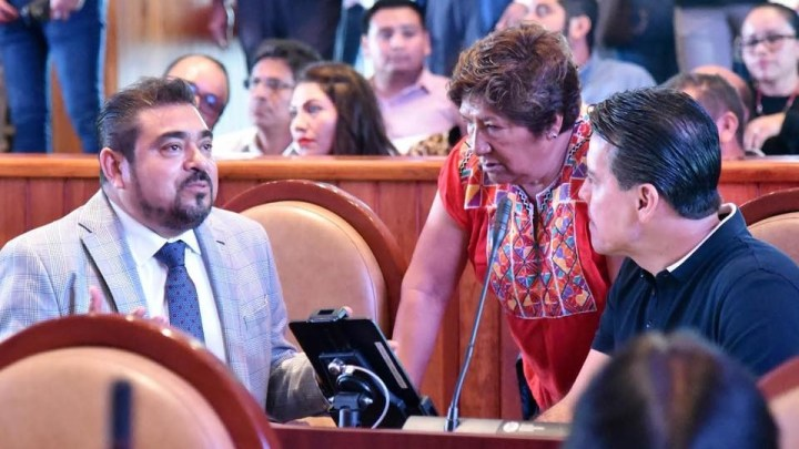 Informa Diputado Alejandro Avilés sobre desempeño legislativo