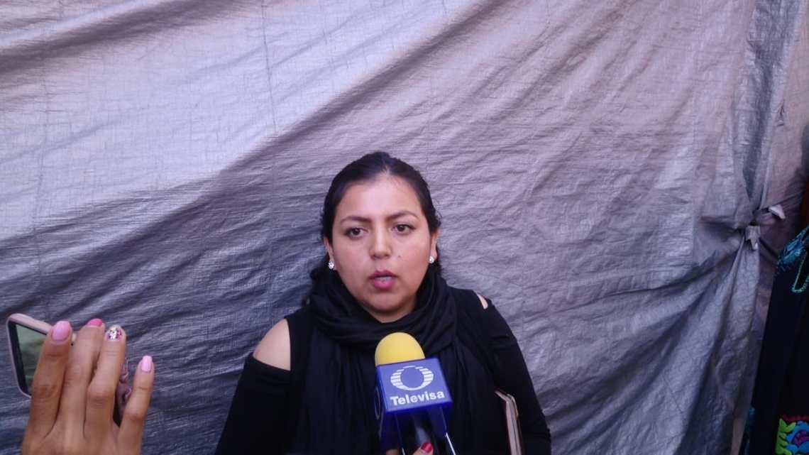 Denuncian violencia política del IEEPCO en San Juan del Río
