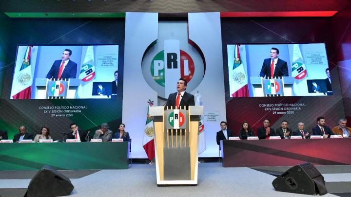 Según «Alito» el PRI «no obedece a ningún Presidente de la República, ni presente, ni pasado»