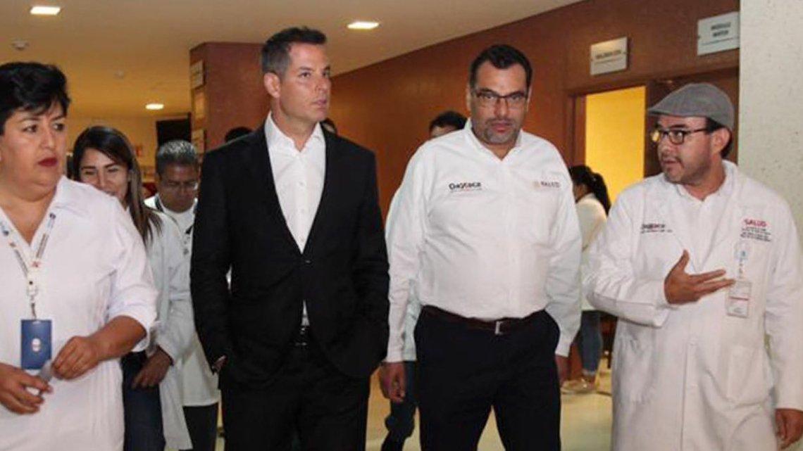 CRÓNICA EXPRÉS: Alejandro Murat ¿tomará la decisión de adelantar más la cuarentena escolar en Oaxaca para prevenir contagio por coronavirus?