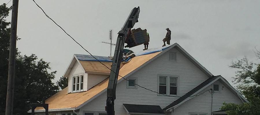 Roofing Company Napoleon Ohio