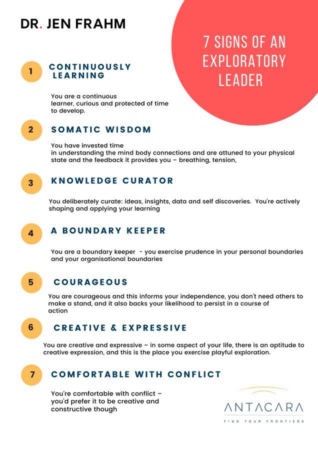 exploratory leadership learnability antacara jen frahm rotana ty