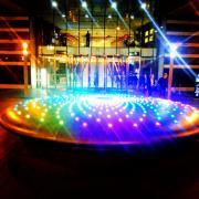 learning DJ lights colors dots hotel london leadership learning community engagement leadership creativity innovation rotana ty