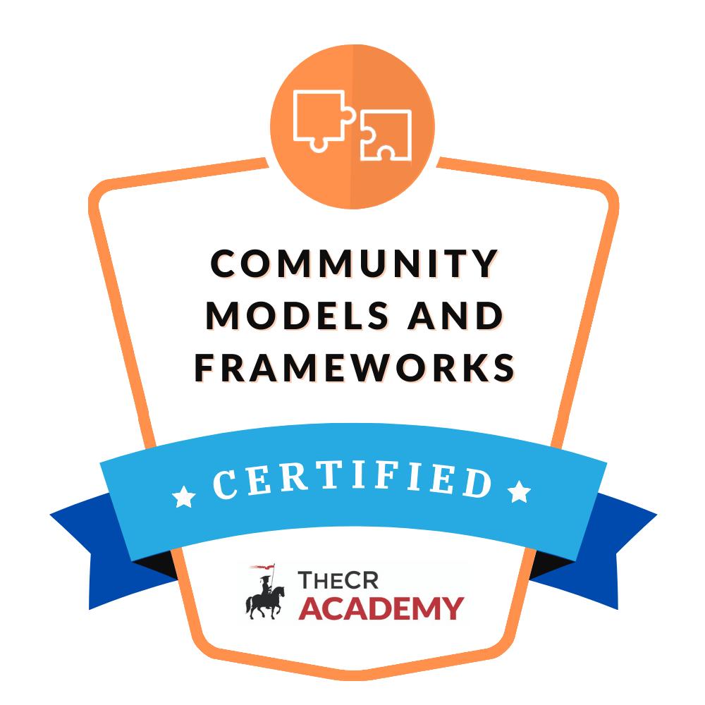 community 101 community models and frameworks