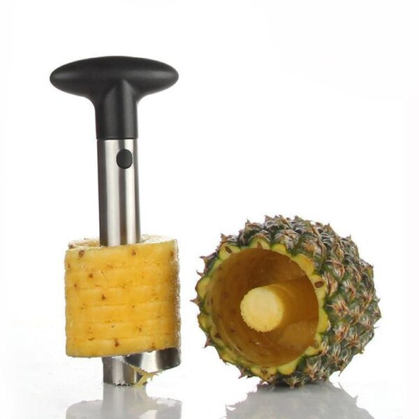 Stainless Steel Fruit Pineapple Corer Slicer