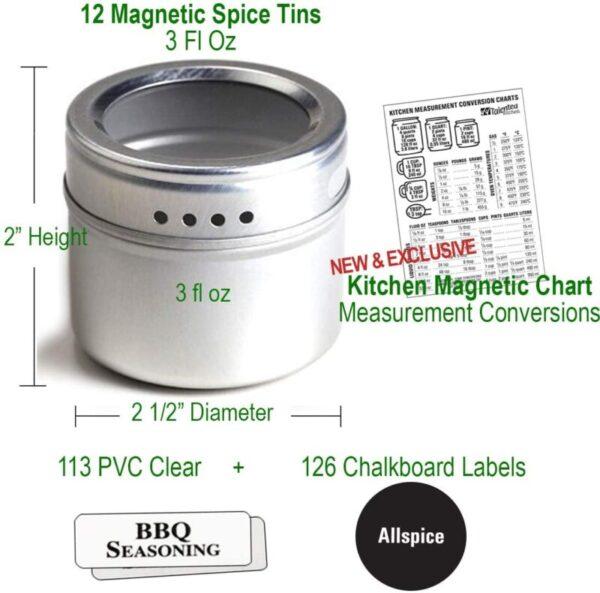 Rack Magnetic On Refrigerator