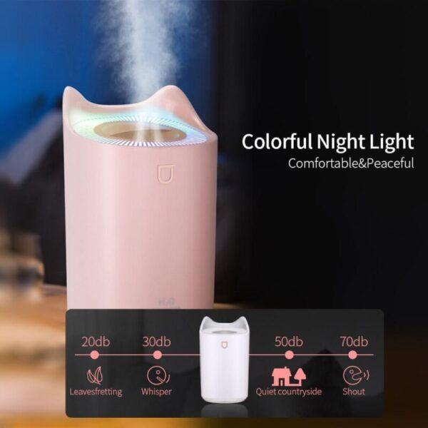 Double Nozzle Aromatherapy Diffuser