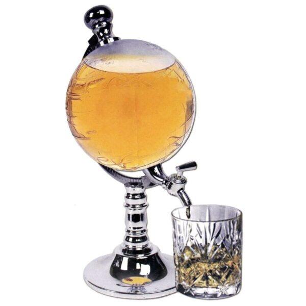 Globe Liquor Dispenser