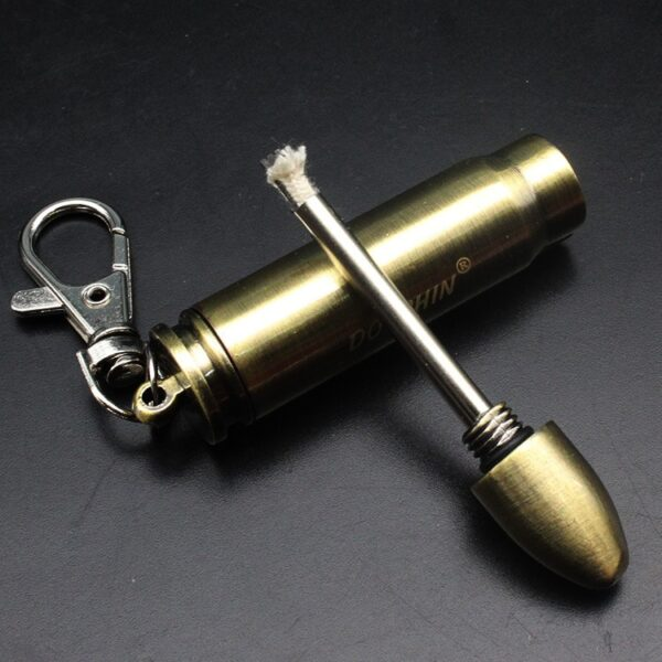 Lighter Matches Keychain