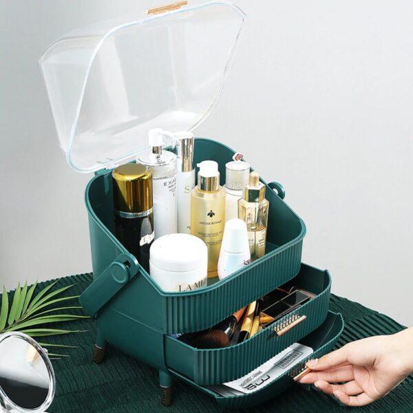 Makeup Organizer Cosmetic Storage