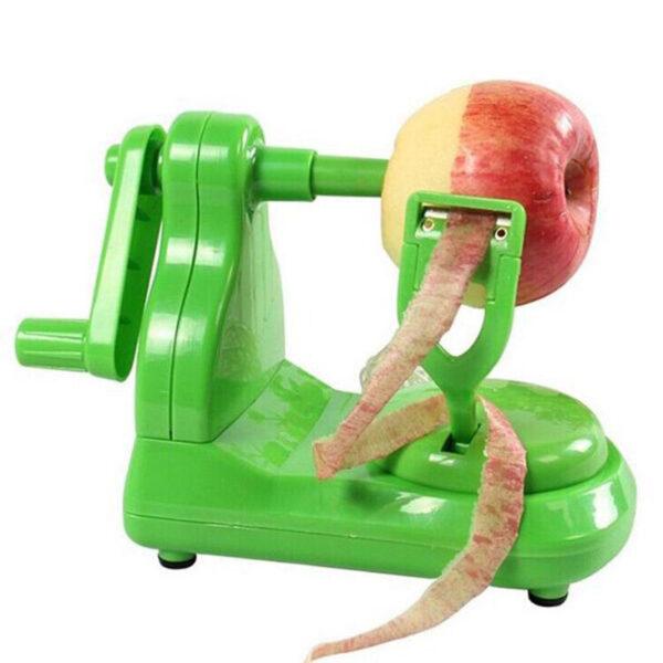 Apple Peeler Fruit Vegetable Cutter Machine