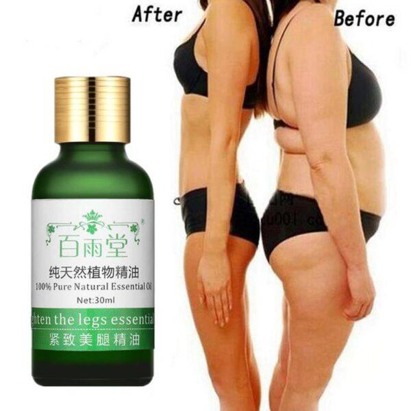Slimming Losing Weight Essential Oils