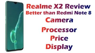 Realme-x2-vs-redmi-note-8