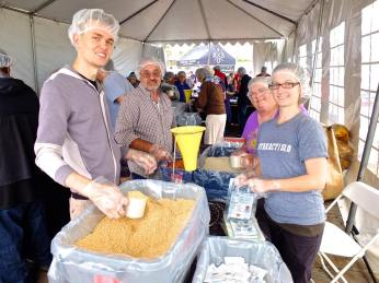 10/23/2016 'Stop Hunger Now' on the Pismo Pier w. Pismo 5cities Rotary