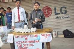 tea selling program irc vishwa adarsha 7
