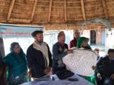 distribution of blankets rc kantipur 8