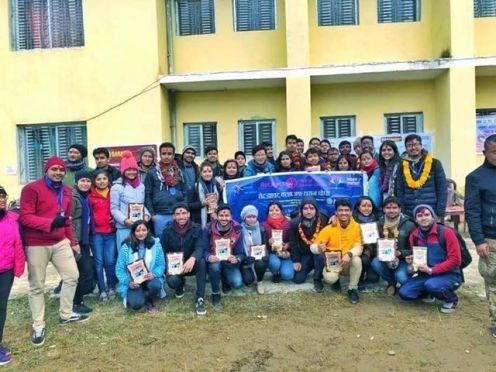 free mega health camp dharan ghopa 3