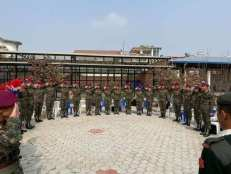 interact club of nepal police school ic of little angels 4