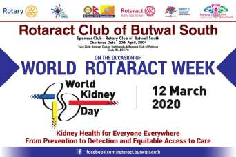 world kidney day rac butwal south 1