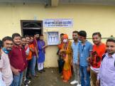 Distribution of Water Purifier RAC Butwal south (5)
