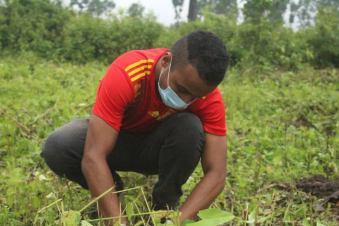 Mega Tree Plantation Programme RAC DHARAN GHOPA (2)