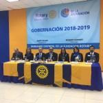 Seminario sobre la Fundación Rotaria