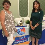 Presidente del Rotary club Santo Domingo Bella Vista - Emma Valois