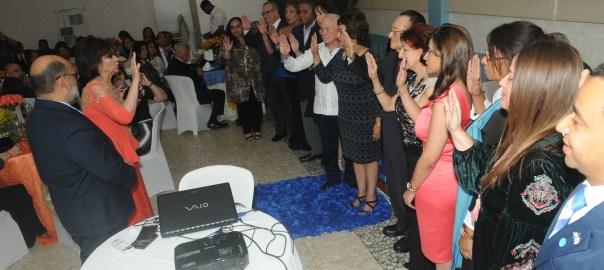 Directiva Rotary Bella Vista 2018-2019