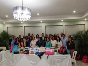 Rotary y Rotaract Santo Domingo Bella Vista y Phoenix Tower Internatinal