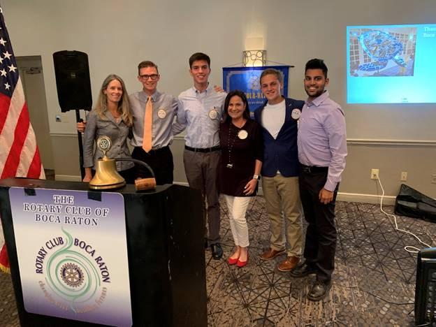 City of Boca Raton Youth Program Focuses on Environmental Awareness Project