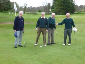 Rotary golfers