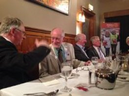 Secretary Craig, President Douglas, Jim Nelson & Graham McLachlan