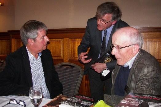 Ian McMurdo, Ieuan Isaac & Jimmy Begg