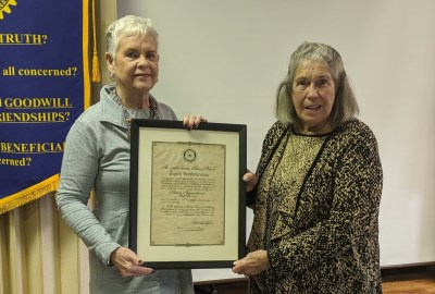 Rotary Charter