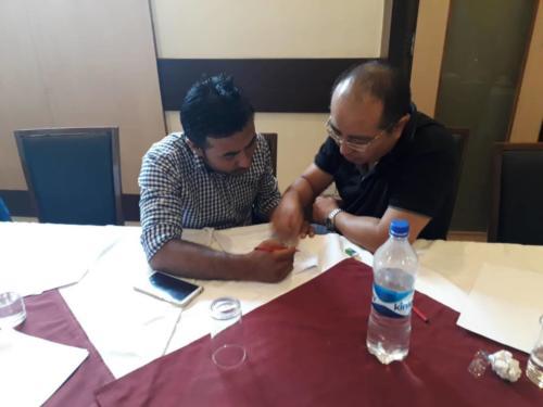 Strategic Planning Cum 1st Club Assembly 2018-19