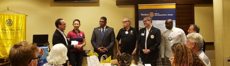 Rotary Club of International Drive - Orlando 2019-202 Board and Directors